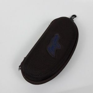 Maui Jim Sunglasses Case Brown *as is*